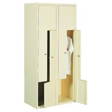 Одежный шкаф металлич SUL 42