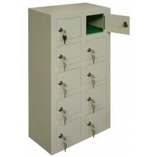 Шкаф для гаджетов ячеечный WSS 10