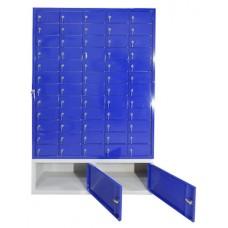 Шкаф для гаджетов ячеечный WSS 62